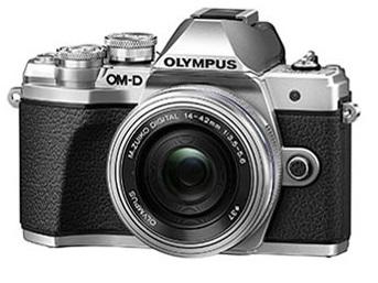 OLYMPUS OM-D E-M10 Mark III本体