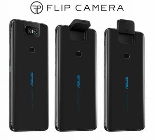 フリップカメラは180度回転するんでインカメと同様に使える