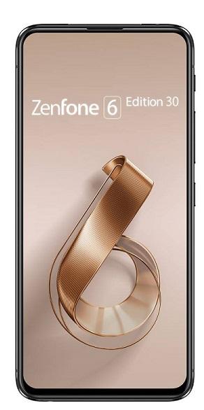 ZenFone 6は4800画素を誇るカメラ